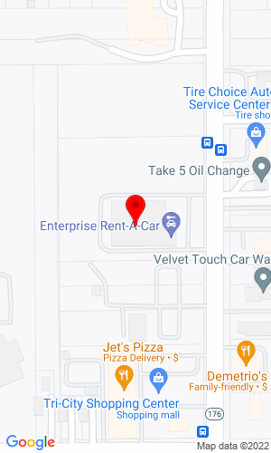 Google Map of Buckeye Equipment Sales, LLC 7800 Broadview Road, Parma, OH, 44134